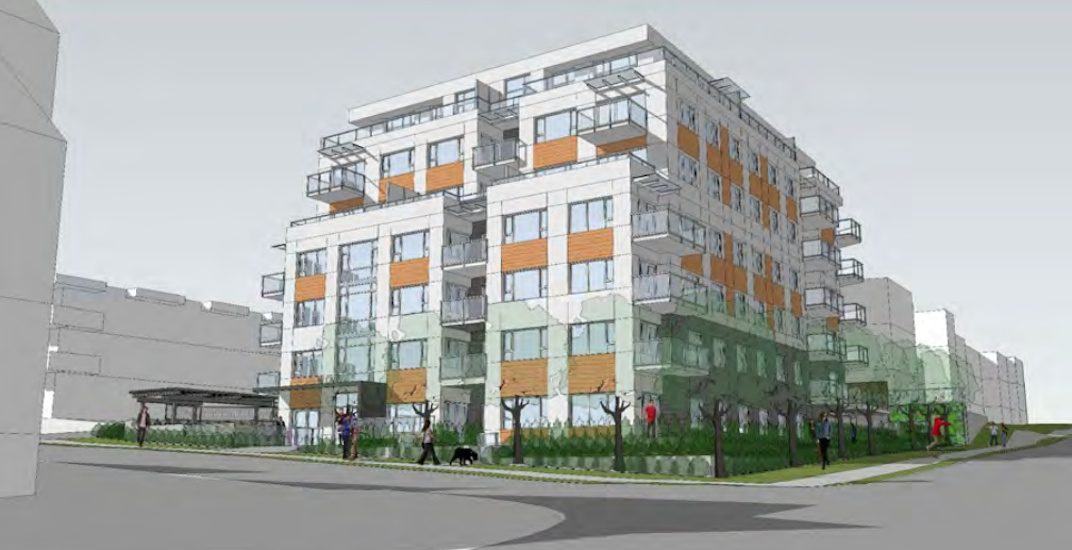 51 affordable rental homes coming to Vancouver's Mount Pleasant