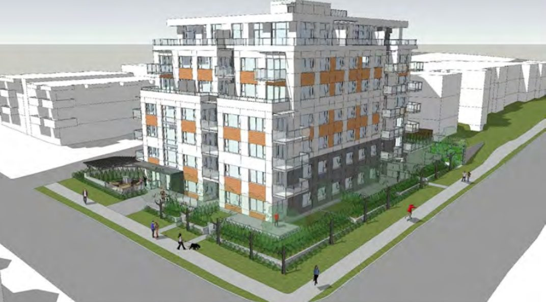 870 East Broadway, Vancouver
