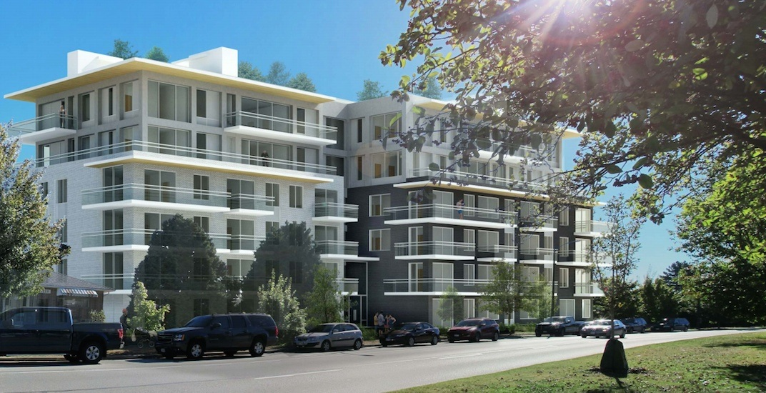 124 homes approved for Cambie Street next to Queen Elizabeth Park