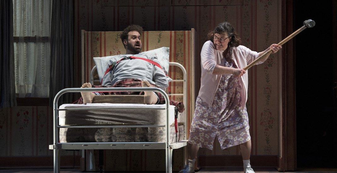 Stephen King thriller Misery comes to the stage next month
