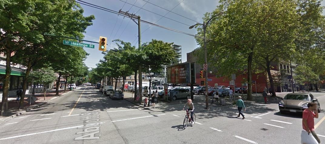 95 West Hastings Street Vancouver