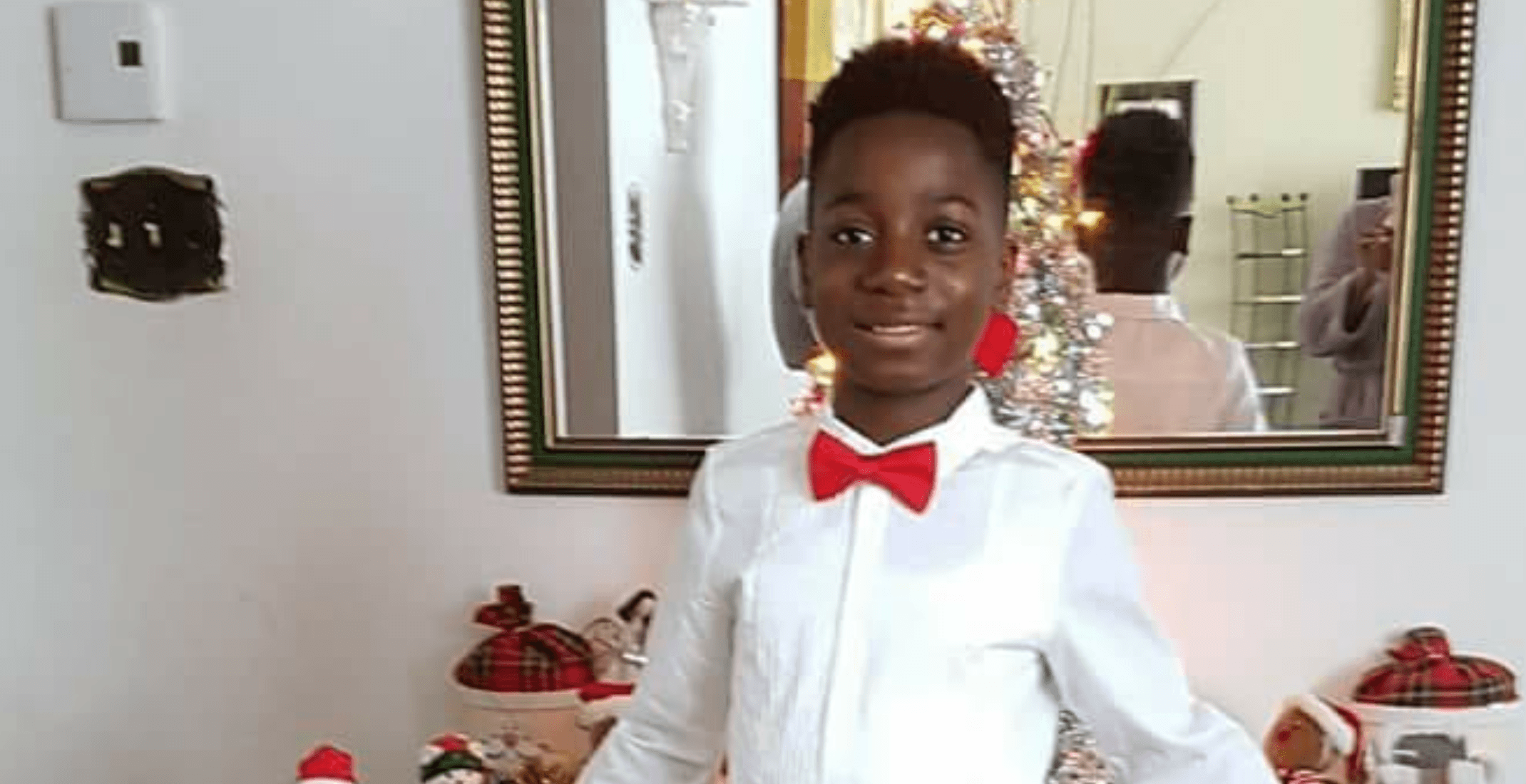 Police divers search river for missing 10-year-old Ariel Jeffrey Kouakou