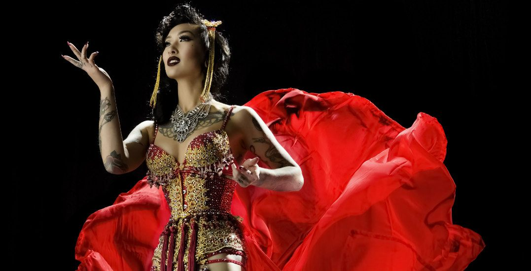 Image vancouver international burlesque festival