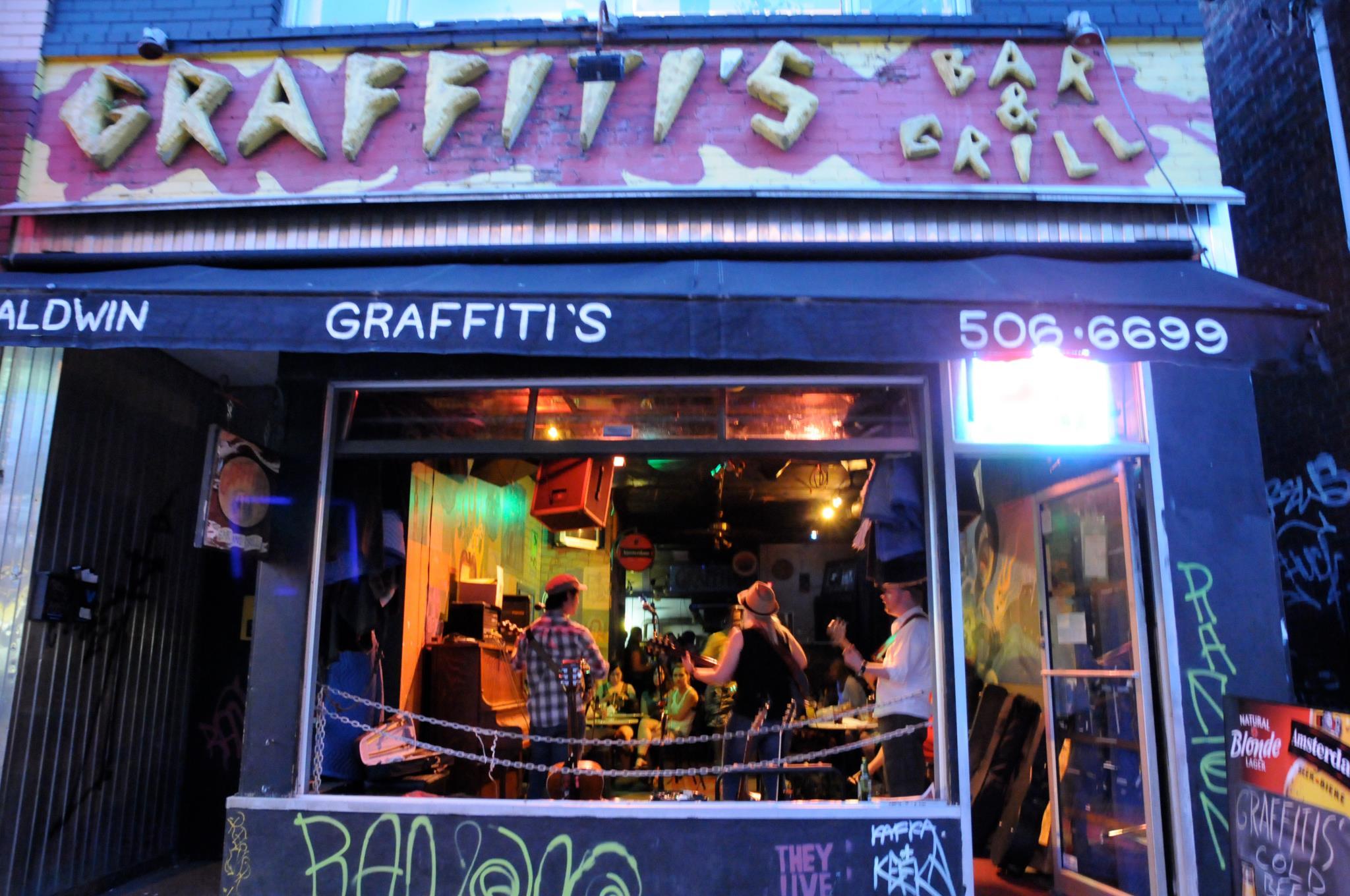 Graffiti's Bar and Grill