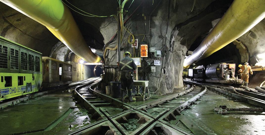 Stanley park water supply tunnel 6