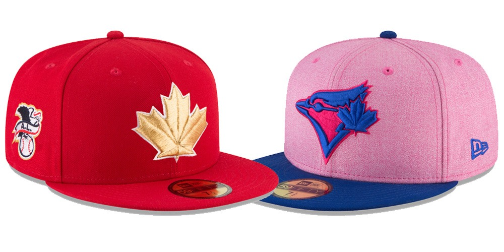 Blue jays caps