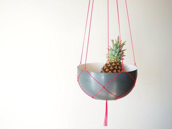Fruit Bowl Hanger /Etsy