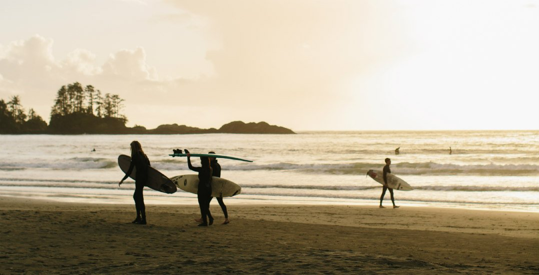 You can get 50% off daily non-stop flights to Tofino and Ucluelet RIGHT NOW
