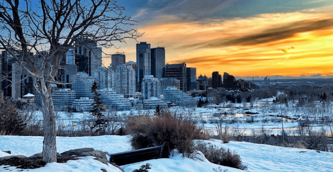 Multiple chances of snowfall forecast for Calgary this weekend