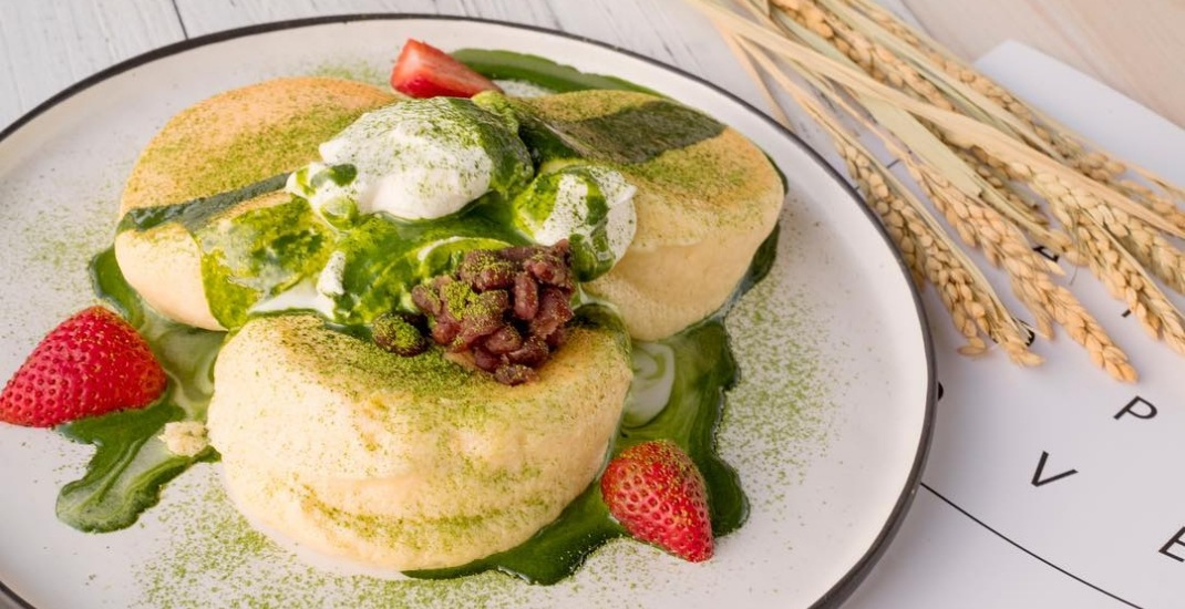 This incoming Toronto cafe is a first for Japanese soufflé pancakes