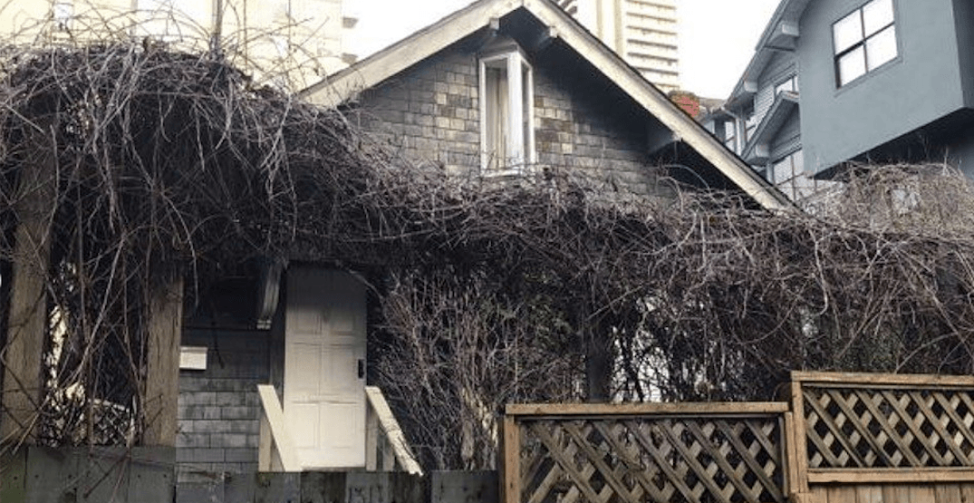 This 'old-timer' house in downtown Vancouver could be yours for just under $7 million