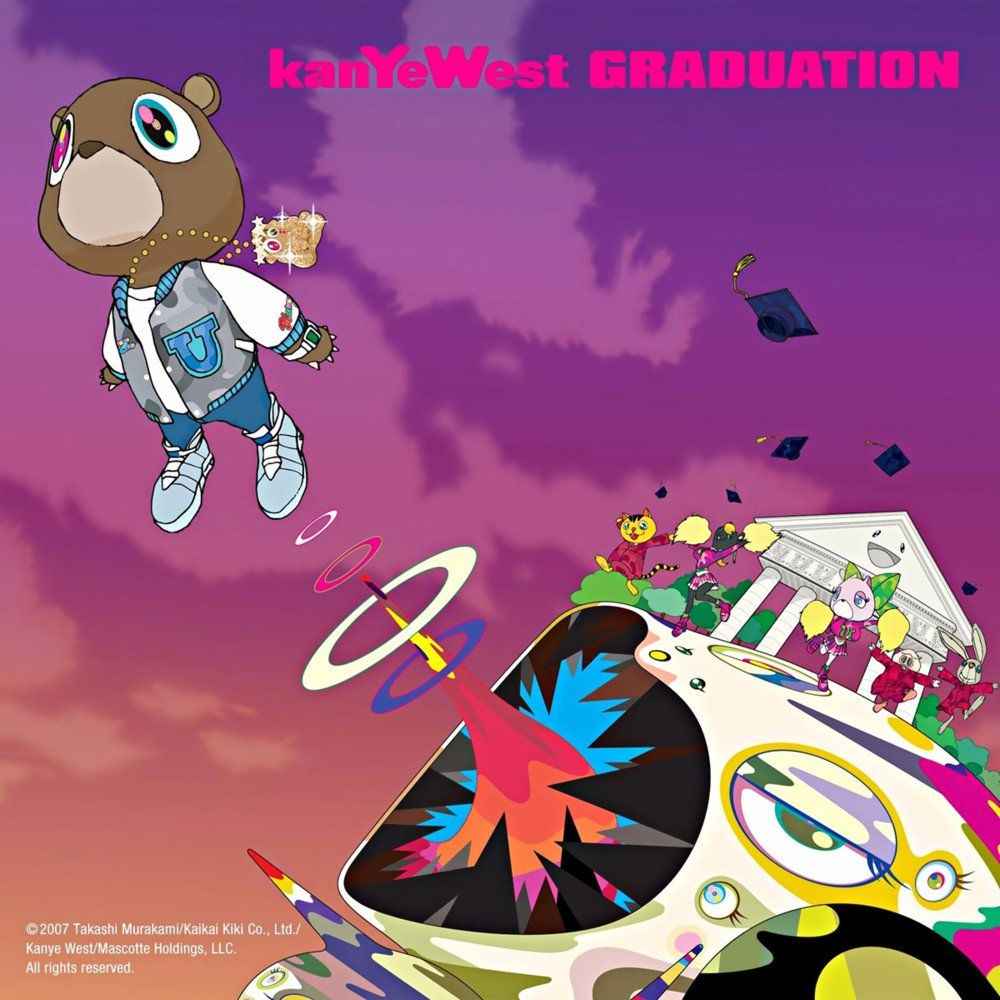 03158cef1abde See Kanye West s Graduation Bear in Vancouver right now