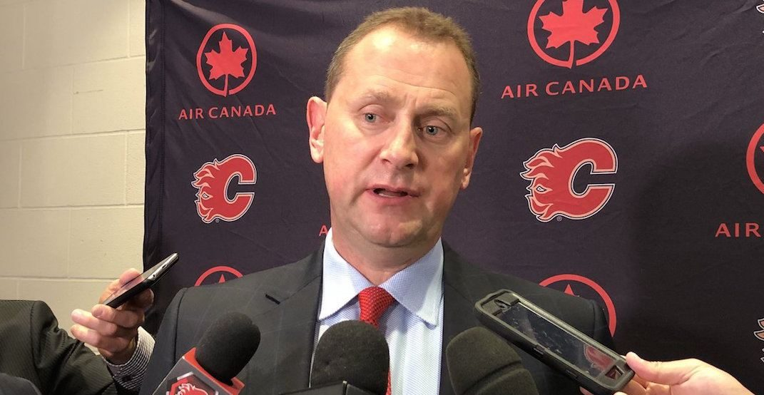 Flames make responsible move to stay quiet at trade deadline