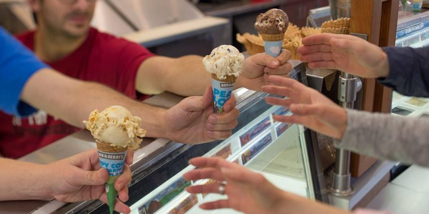 free ice cream cone day