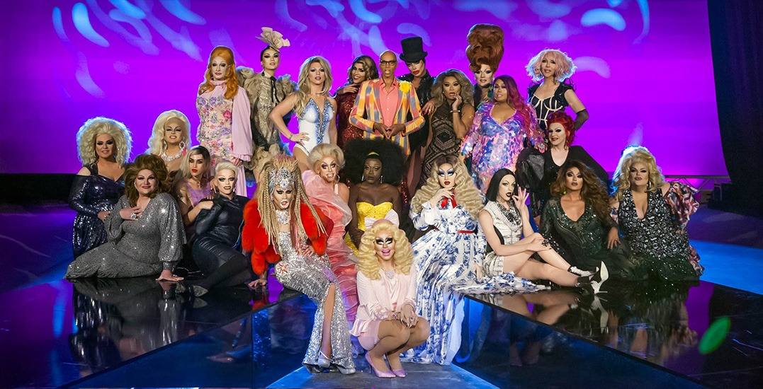 "RuPaul's Drag Race ""Werq The World"" tour is coming to Vancouver"