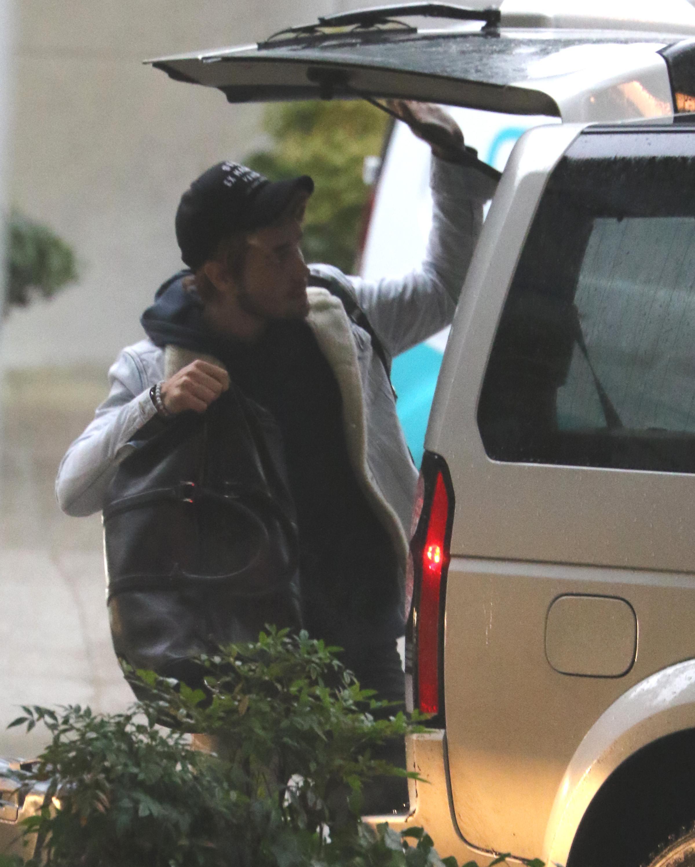 KJ Apa Riverdale Vancouver filming