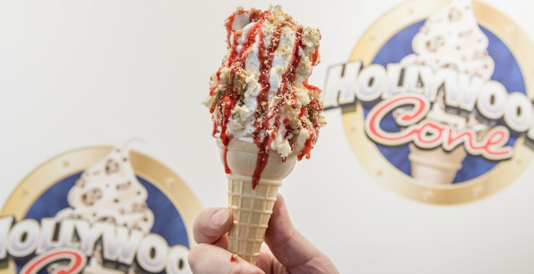 Hollywood Cone giving out FREE ice cream for its Toronto anniversary