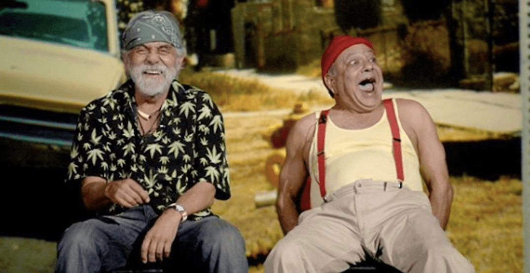 You can still buy tickets to see Cheech & Chong in Vancouver this weekend