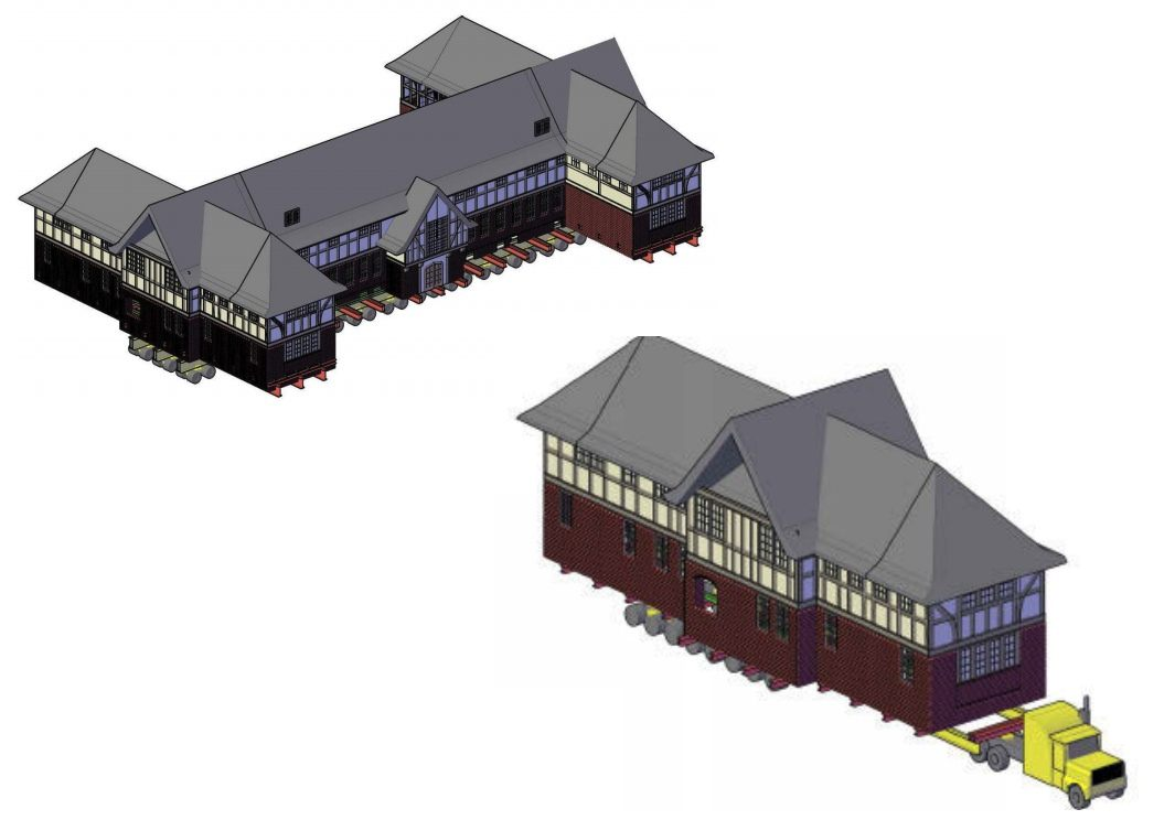 Fairmont Building Heather Street Lands