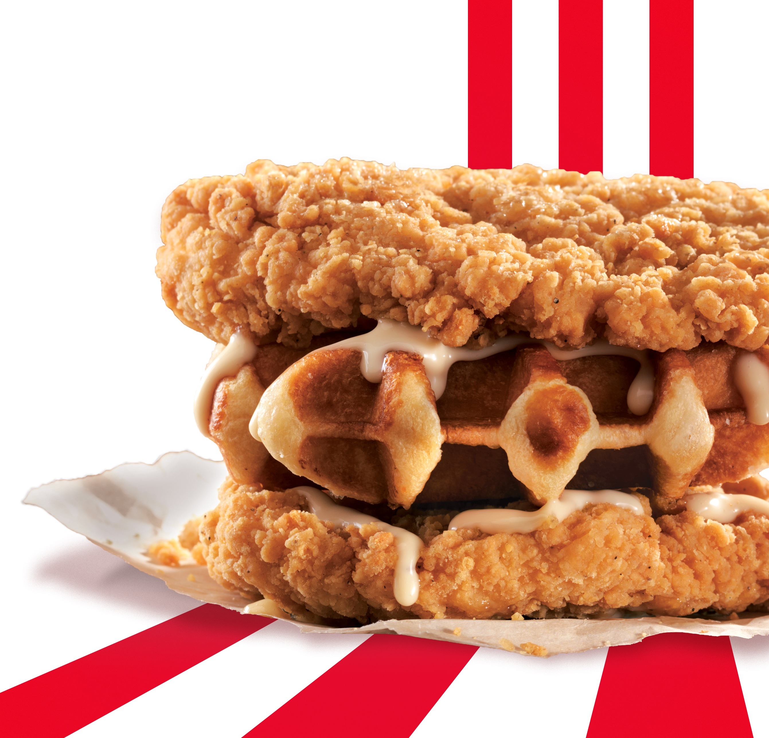 Waffle Double Down