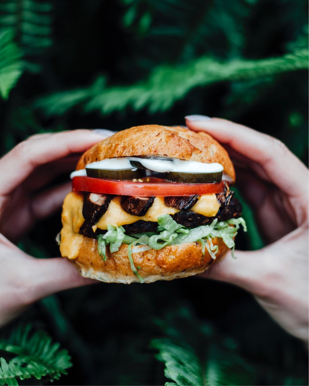 planta veggie burger