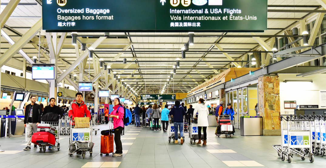 World Airport Awards name YVR top airport in North America