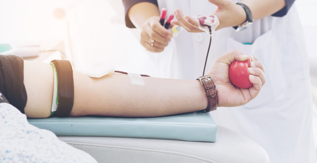 The FDA revises deferral period on gay and bisexual men donating blood
