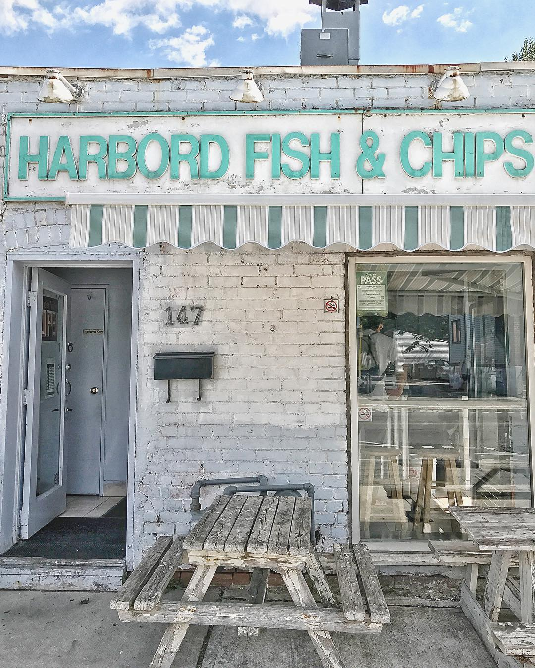 harbord fish and chips
