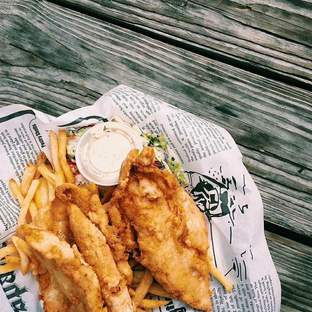 fish and chips good friday