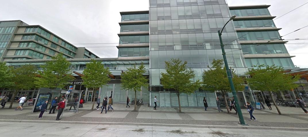 Crossroads Building Vancouver