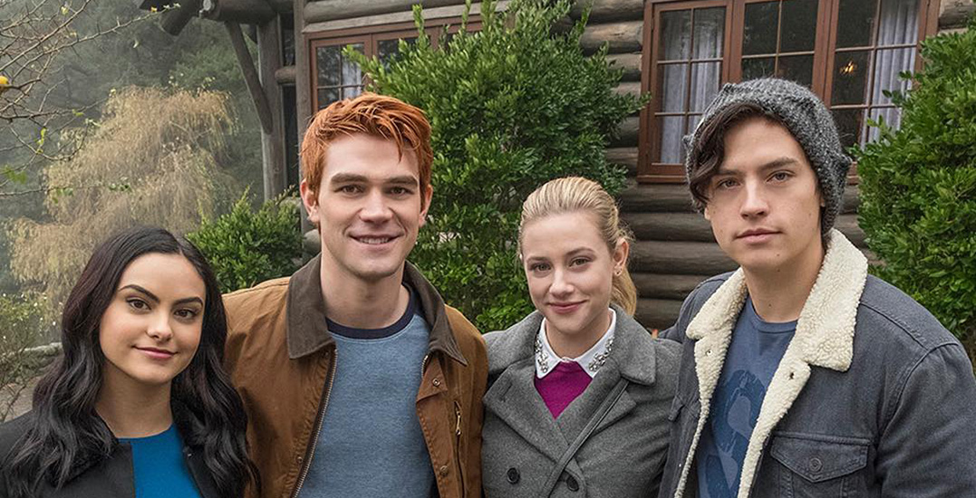 Catch the cast of Riverdale filming in Vancouver tonight