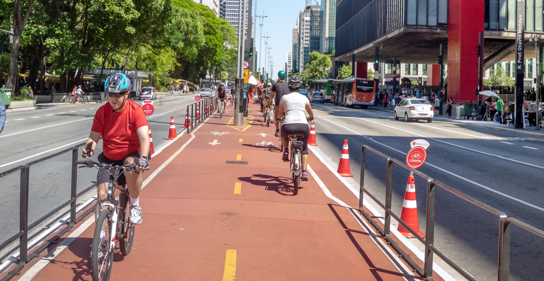 Montreal is getting its first designated bike street