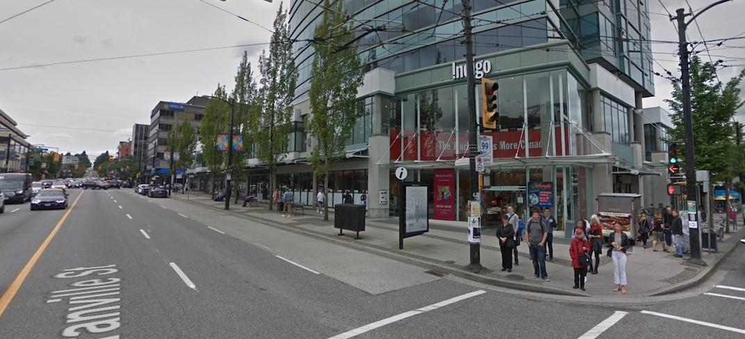 Granville Street Broadway Vancouver