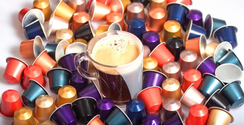 Single use coffee pods