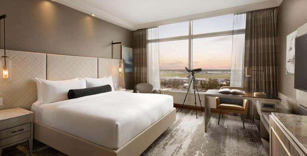 World Airport Awards name Fairmont Vancouver top airport hotel in North America