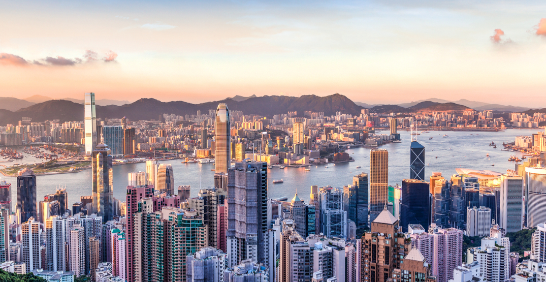 You can now fly from Vancouver to Hong Kong for $633 roundtrip