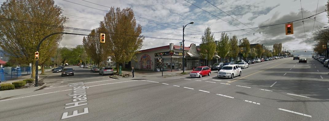 2601-2619 East Hastings Vancouver