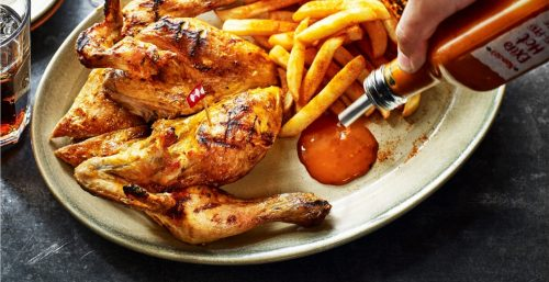 Nando's free chicken dash