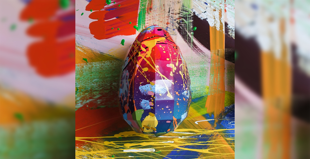 Where to find the biggest and most beautiful Easter Eggs in Toronto this spring
