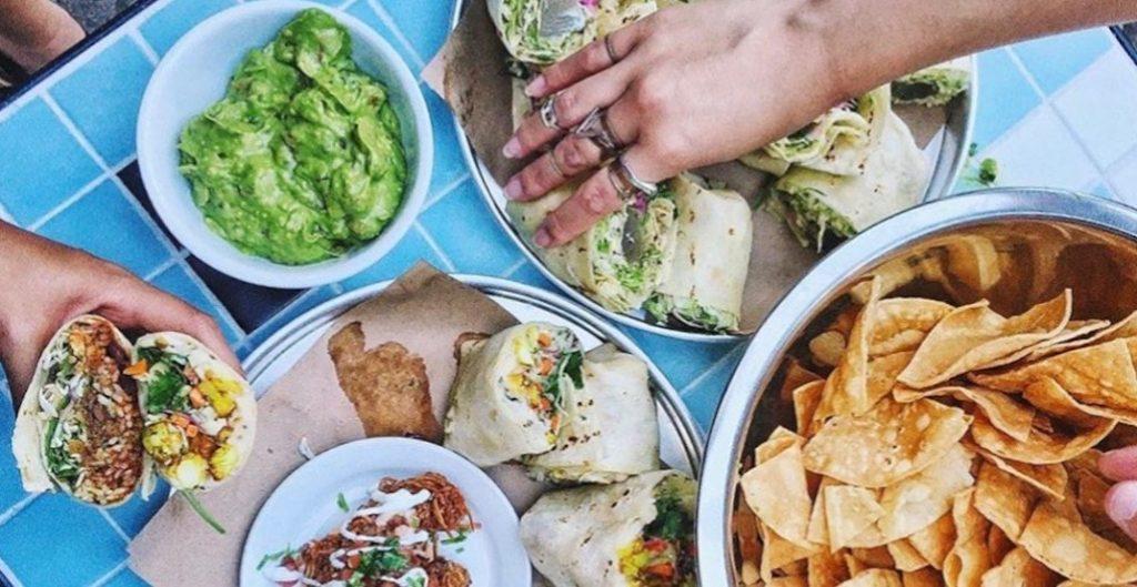 Tacofino food events