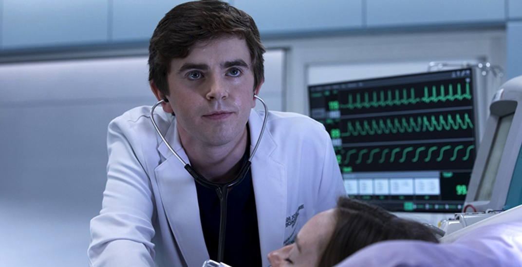 Vancouver-filmed 'The Good Doctor' renewed for second season