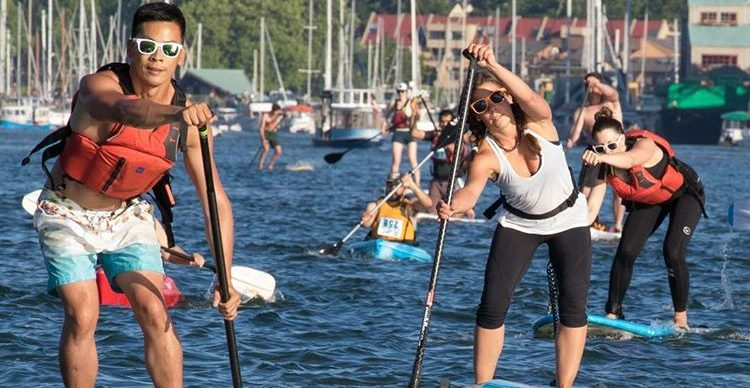 MEC's Big Chop paddleboarding and kayak races return to Vancouver