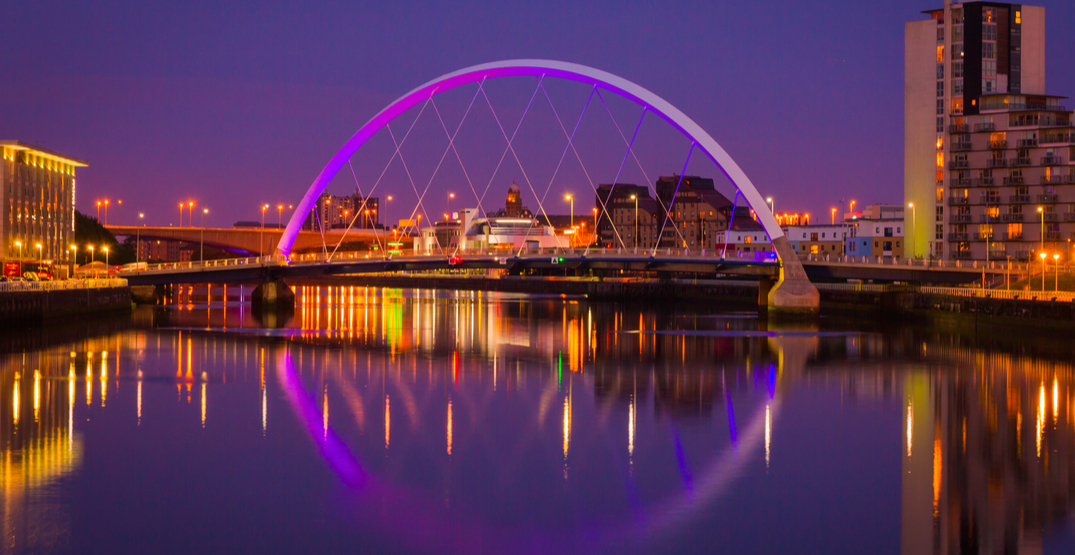 You can fly from Vancouver to Glasgow, Scotland for $683 roundtrip