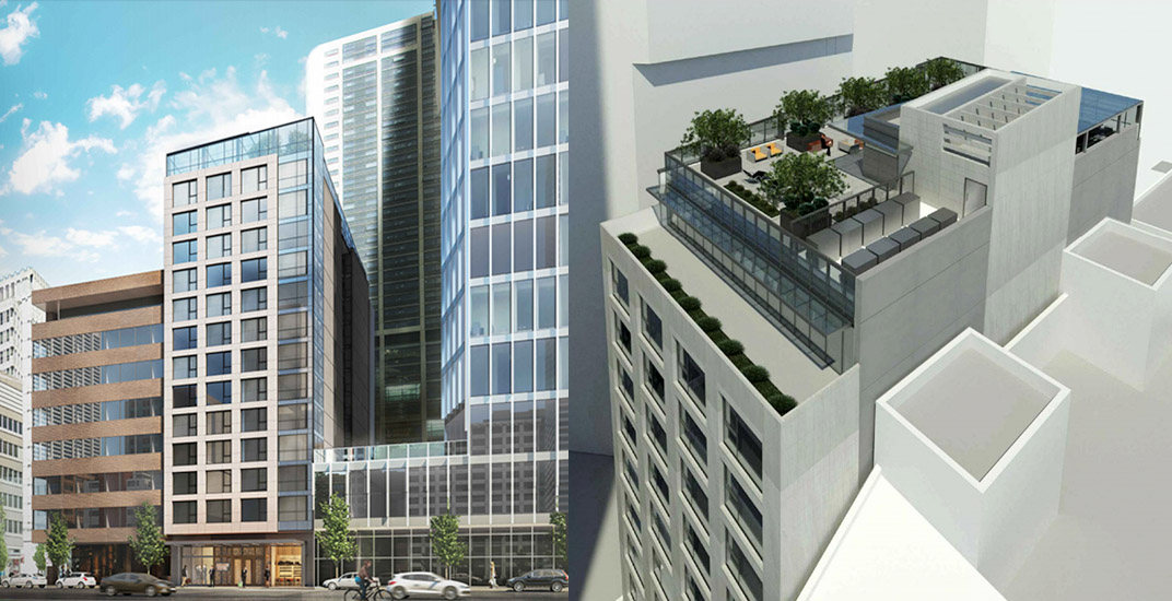 New Executive Group hotel building approved for downtown Vancouver