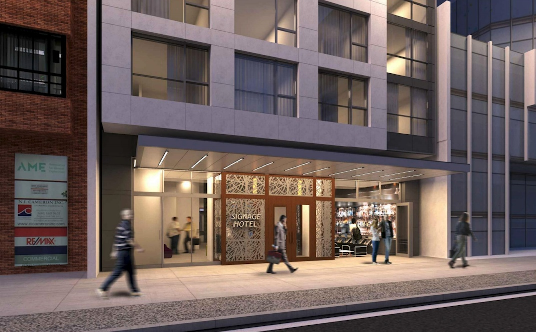 833 West Pender Street Vancouver Executive Group Hotel