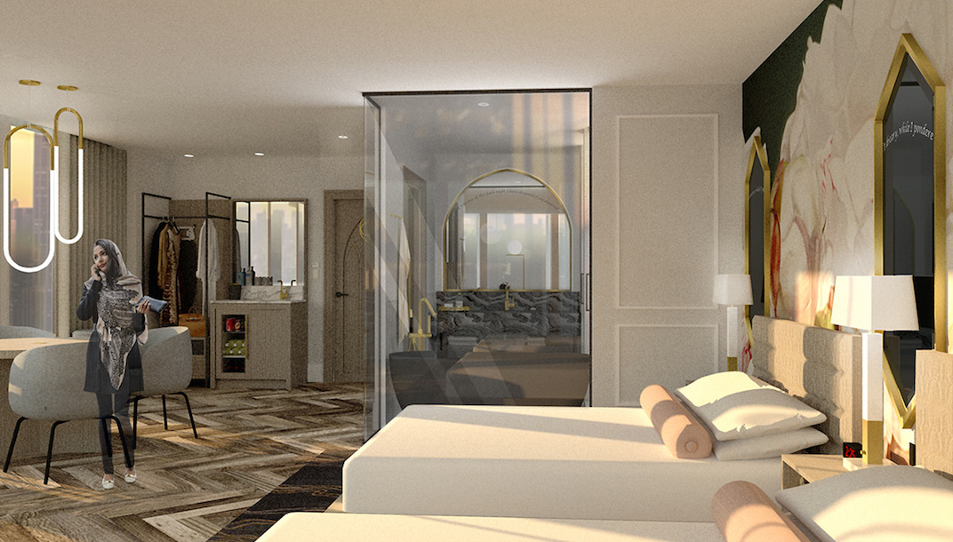 New 202 Room Exchange Hotel Vancouver In Downtown To Open