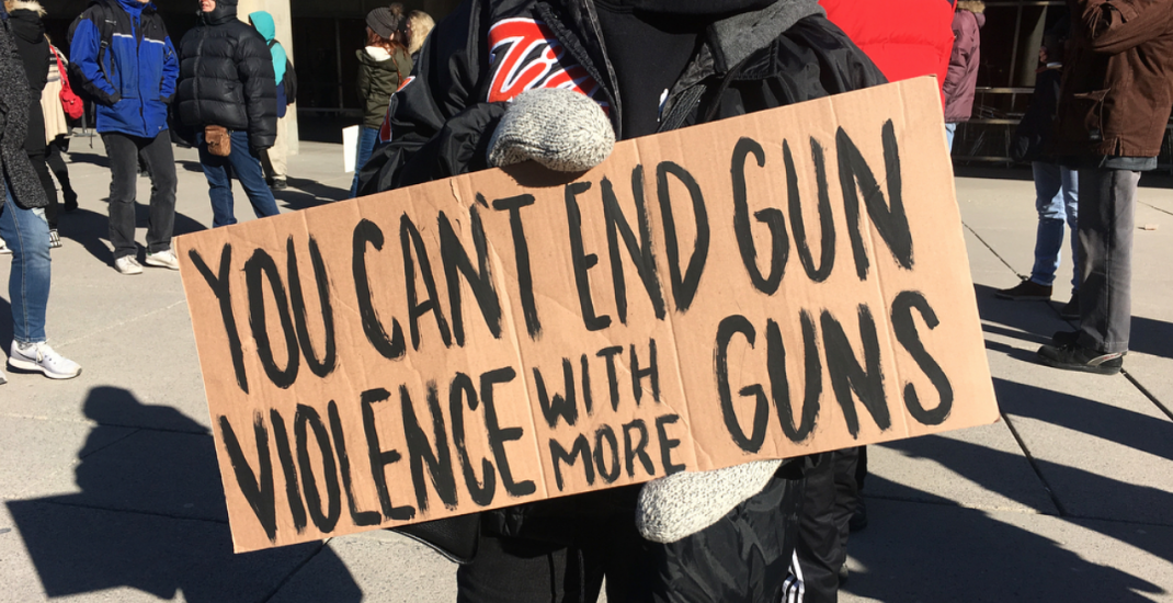 15 powerful photos from the March for Our Lives rally in Toronto