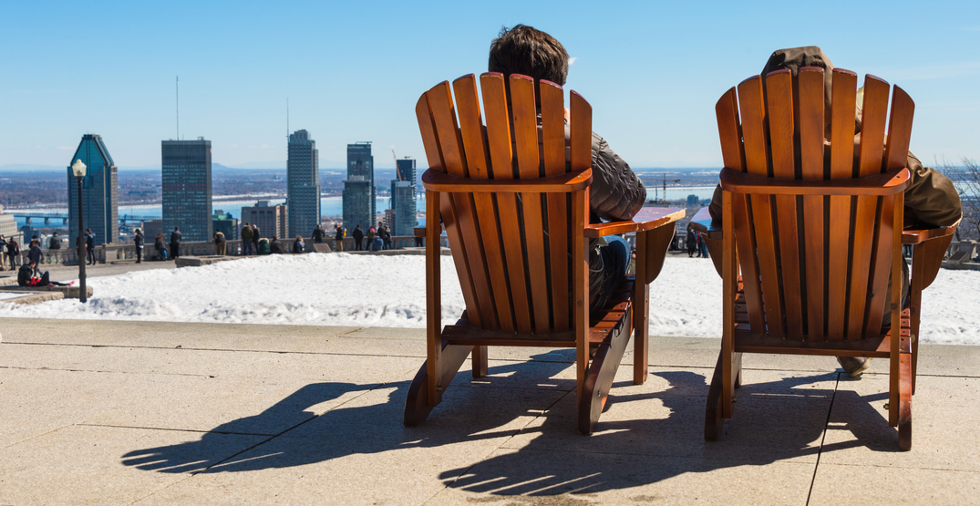 Montreal weather will hit double digits this week