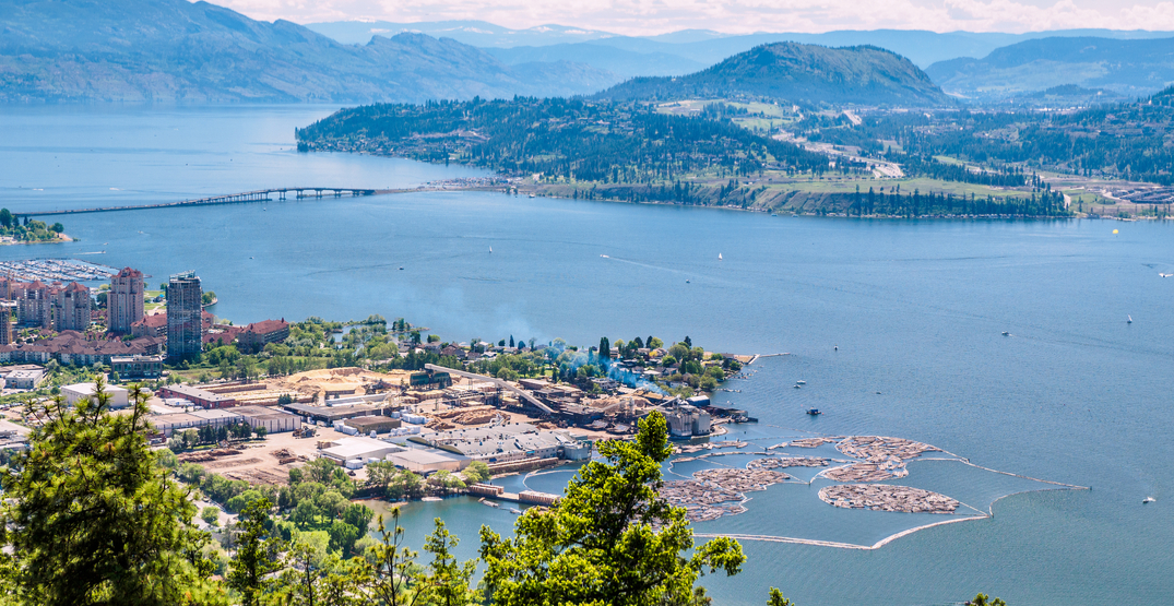 You can now fly from Vancouver to Kelowna for JUST $79 roundtrip this summer