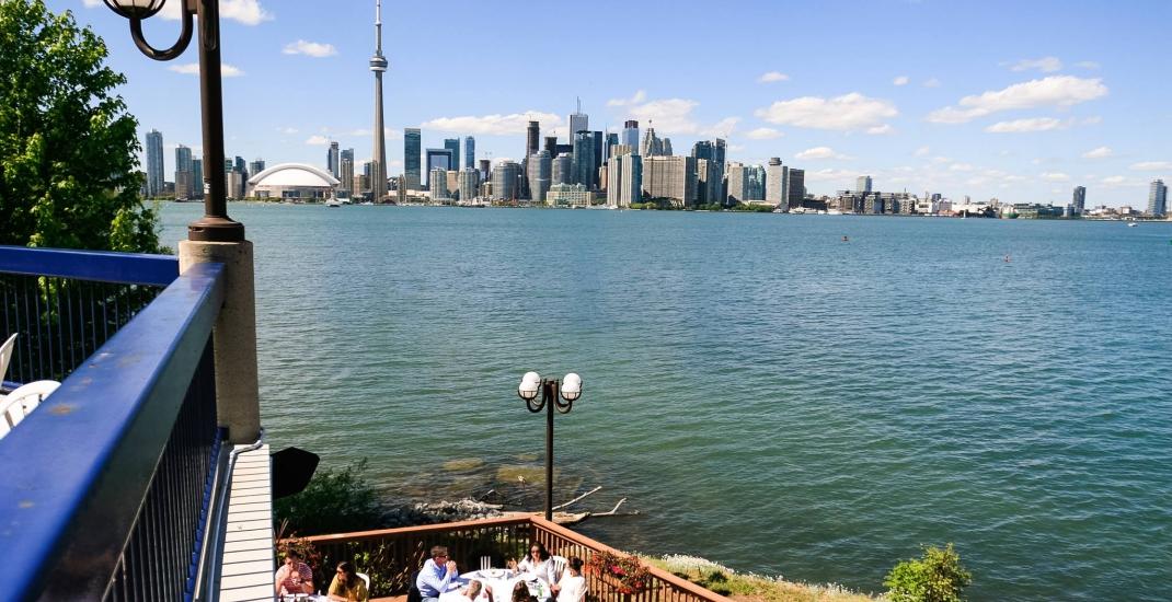 Toronto island brewing
